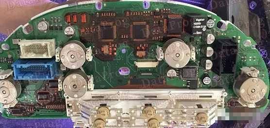 如何判断仪表电机是否是游丝电机及拔表针小技巧分享
